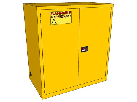 Flammable Storage Cabinet Flammable Storage Cabinet 120 Gallons Cbbm120jp Usasafety
