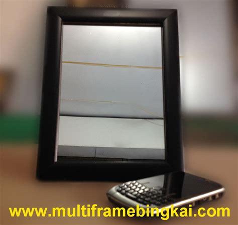 Cermin Jakarta multiframebingkai cermin kaca dengan bingkai ukuran bisa