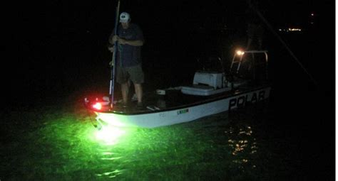 boat lights for night fishing green fishing lights for boats images