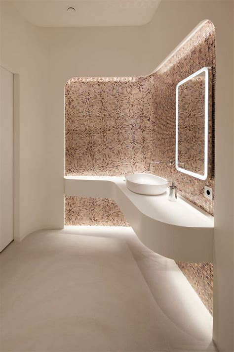 pavimento mosaico bagno bagno con pavimenti e rivestimenti in mosaico 100 idee