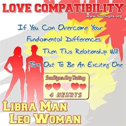 Signs He Loves You In Bed Libra Man And Leo Woman Love Compatibility Sun Signs