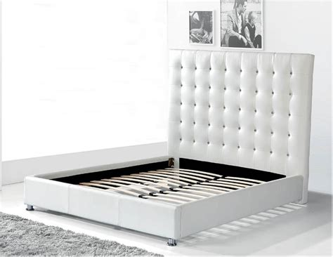 Bed Header Board Customised Of White Bed Board Storage Bed Singapore