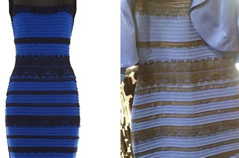 kleid schwarz blau this might explain why that dress looks blue and black