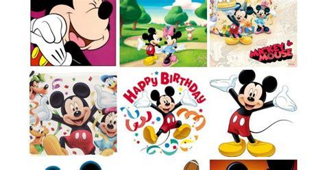 Jo 3265 Kemeja Mickey 1 stickers para imprimir de mickey mouse