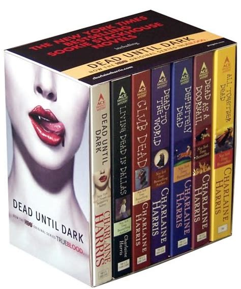 The Harris Series Book One charlaine harris southern series books 1 8 shespeaks