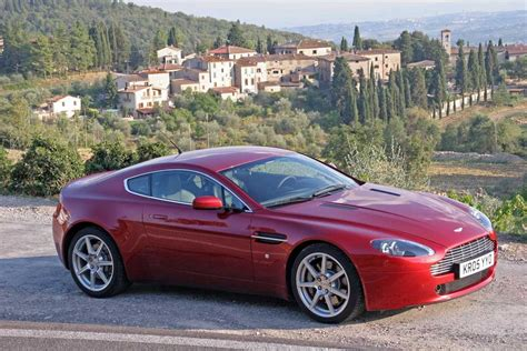 2006 Aston Martin Vantage by 2006 Aston Martin Vantage Pictures Photos Gallery
