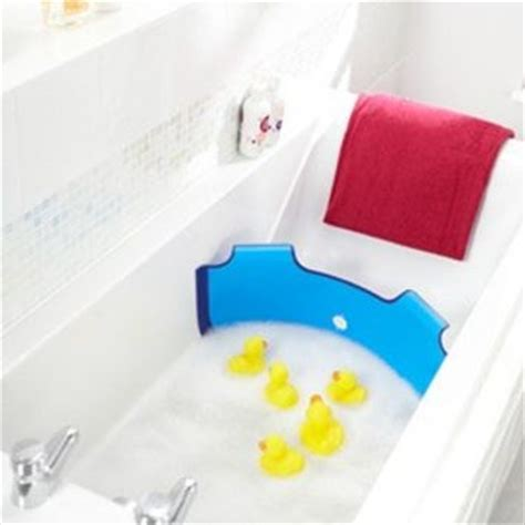 bathtub divider for baby baby bath divider babydam water saver from ecoutlet co uk