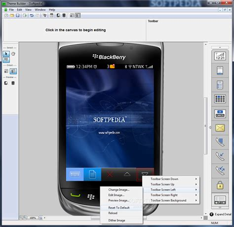theme editor blackberry blackberry theme studio download