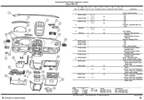 parts diagram dodge caravan 2002 2 4 electrical schematic