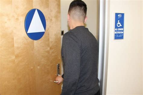 same gender bathrooms ucla project to create more all gender restrooms reaches