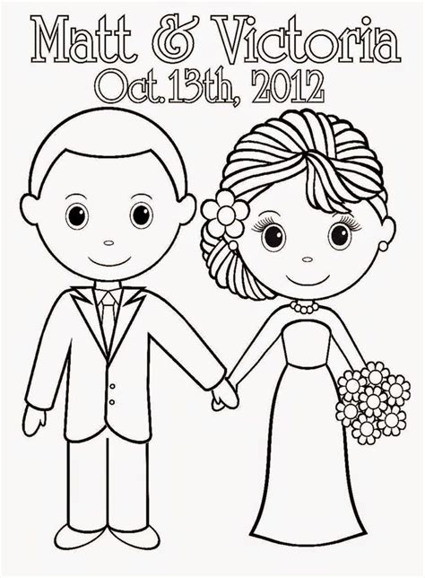 coloring pages wedding printable wedding coloring pages kids az coloring pages
