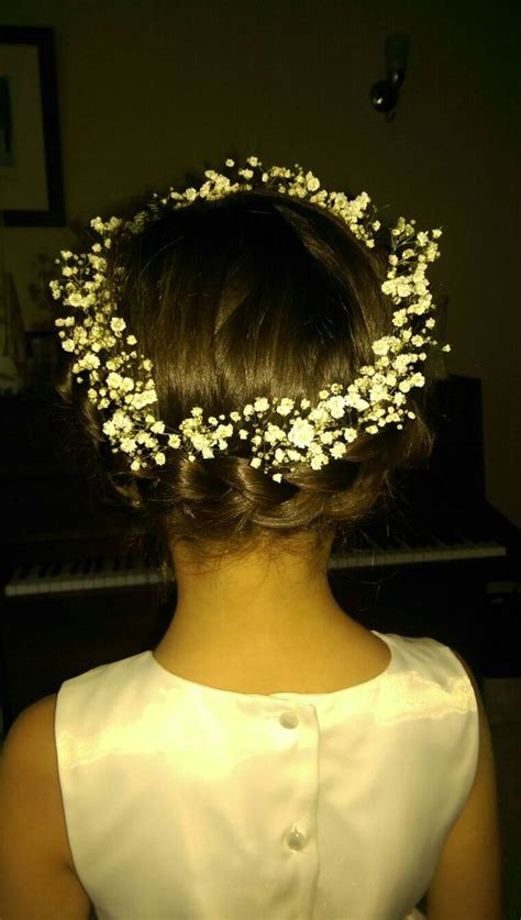 Holy Communion Hairstyles by Holy Communion Hairstyle Communion Hair