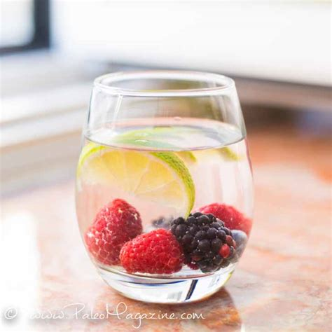 raspberry lime flavored water paleo leap 26 delightful aip drinks recipes