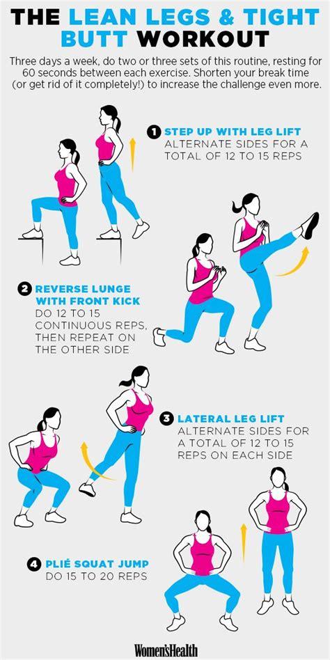 4 for lean legs and a tight lean legs health