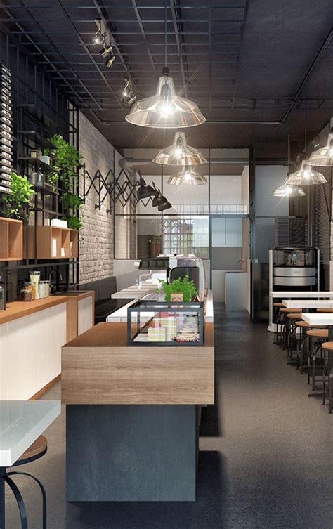 inspiring cafe coffee shop interior design ideas