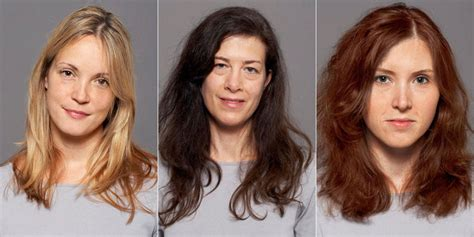 pictures of before and after curly hair makeover image gallery makeovers