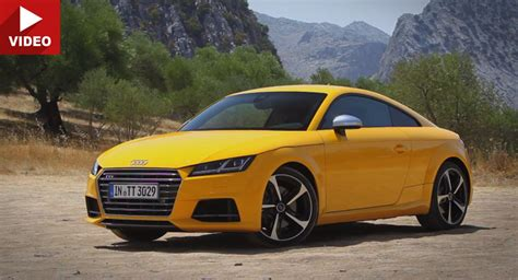 Audi Tt 2020 4 Door by This Is Not The Review Of The All New Audi Tt But