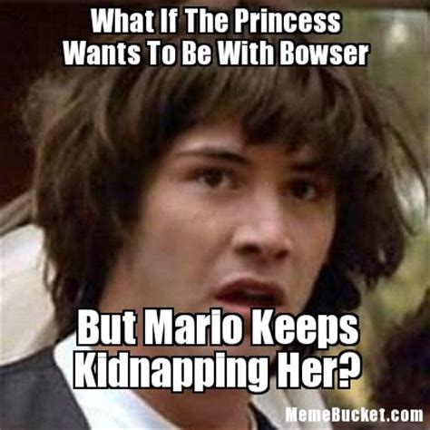 What If The Princess Wants To Be With Bowser Create Your Make Your Own Who Wants To Be A Millionaire Powerpoint