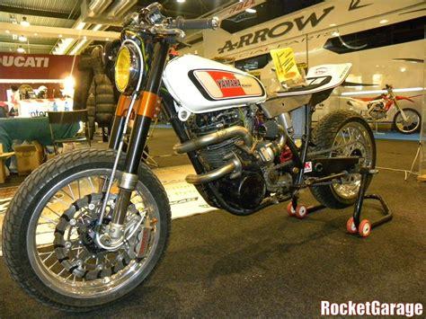 Motorrad Xt 500 by Custom Yamaha Xt500 Turbo Yamaha Xt500 Custom Bikes