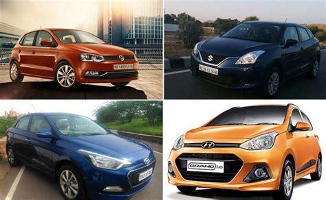all car in india 10 best hatchback cars in india ndtv carandbike