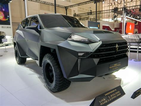 Cars King beijing 2016 karlmann king is a 1 85m vision in fractals
