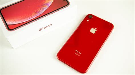 iphone xr unboxing impressions review