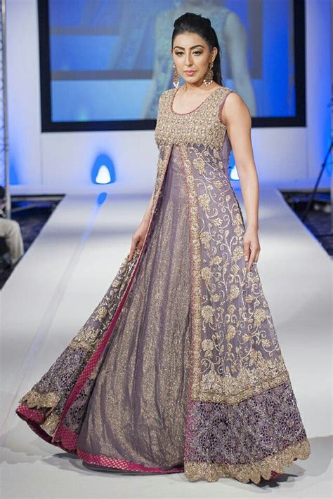 practically teaches us pakistani haire style stunning long dress designer accessories n clothing