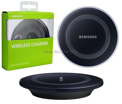 100 original charging pad wireless charger ep pg920i for samsung galaxy s6 g9200 s6 edge g9250