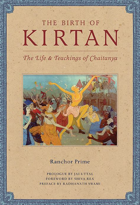 birth by books the birth of kirtan book by ranchor prime official