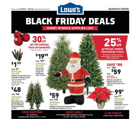 lowe s 2014 black friday ad black friday archive black