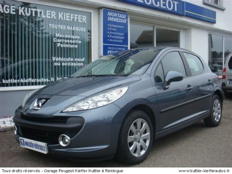 peugeot 207 occasion 5001 occasions peugeot 207 voiture d
