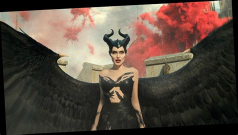 review maleficent mistress  evil delivers empty cg