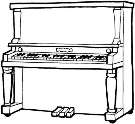 coloriage piano coloriages 224 imprimer gratuits