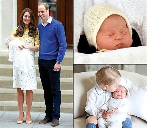 prince william kate middleton take princess charlotte homeward bound photo princess of cambridge meet kate