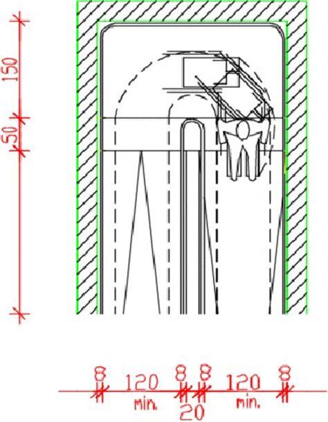 dimensione sedia a rotelle speciale barriere architettoniche