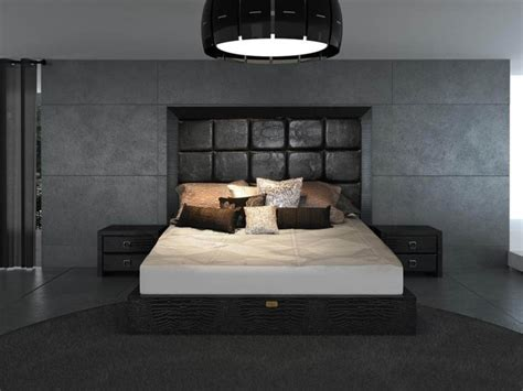 modern bedroom sets unique leather contemporary platform bedroom sets modern