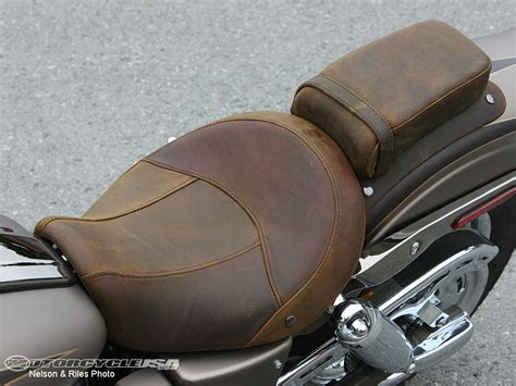 distressed brown leather motorcycle seat harley a brown distressed leather two