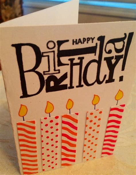 Handmade Birthday Gifts For Boys - 37 birthday card ideas and images morning