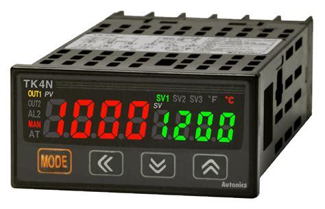 Autonics Temperature Controller Tcn4s 24r autonics