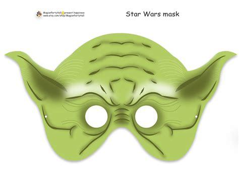 printable star wars masks page 2 multicultural star wars printable masks