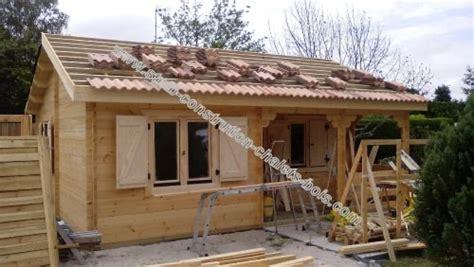 chalet bois habitable sans permis construire 671 fabricant constructeur de kits chalets en bois habitables