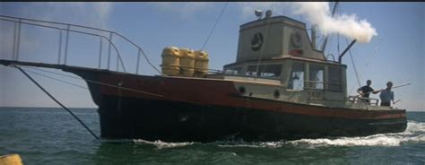 boat from jaws movie quint s boat the orca the orca from jaws pinterest