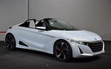 honda roadster honda roadster coming check out the s660 concept