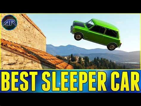 Building A Sleeper Car by Forza Horizon 2 Best Sleeper Car Build