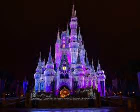 disney world castle lights disney cinderella castle lights explored flickr