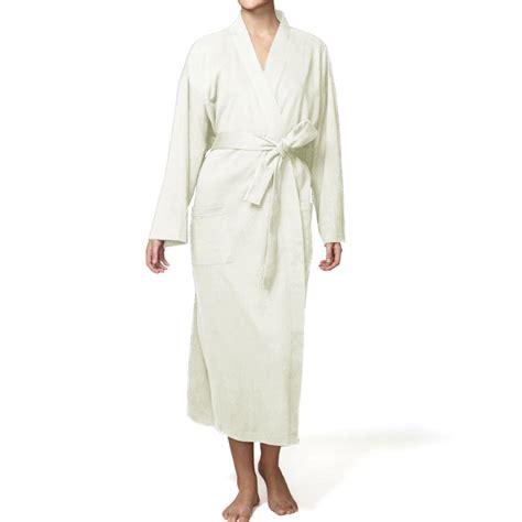 Organic Cotton Robe Jersey Knit Kimono Style