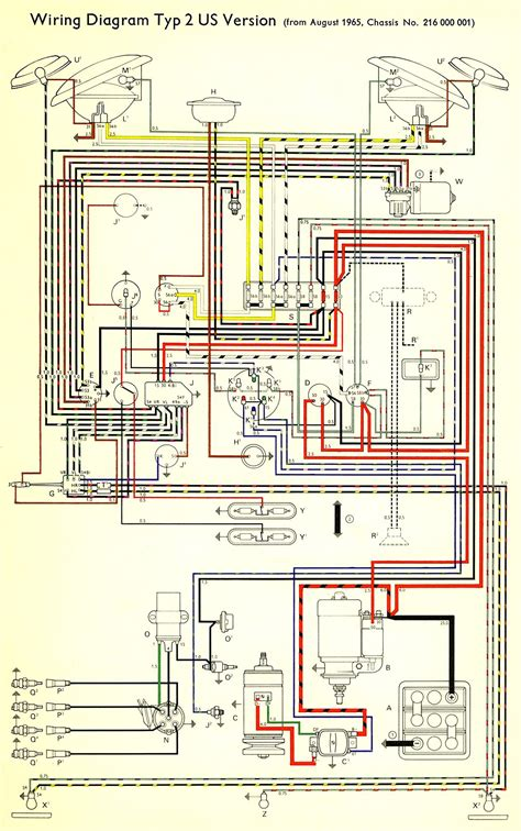 bus wiring diagram usa thegoldenbugcom