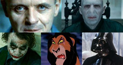 film villains quiz which iconic villain are you like when you re angry