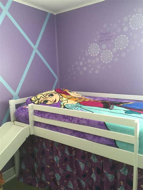 mermaid schlafzimmer die besten 25 frozen room ideen auf