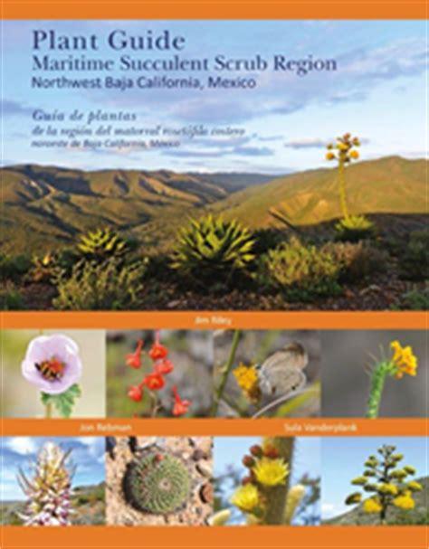 regional garden guides plant guide maritime succulent scrub region